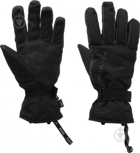 Перчатки Etirel 221486-57 р. 8 черный Valence
