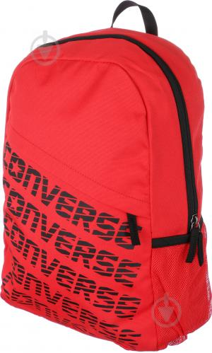Рюкзак Converse Speed Backpack (Wordmark) красный 10003913-600 - фото 6