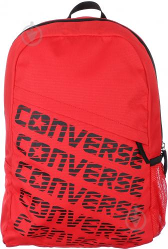 Рюкзак Converse Speed Backpack (Wordmark) красный 10003913-600 - фото 5