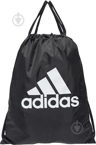 Спортивная сумка Adidas Tiro Gym B46131 черный - фото 5