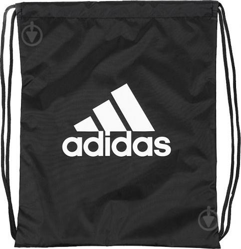 Спортивная сумка Adidas Tiro Gym B46131 черный - фото 4