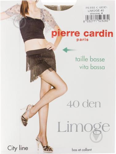 Колготки Pierre Cardin LIMOGE TB 40 den VISONE р. 4 - фото 1