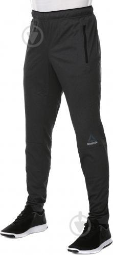 Спортивные брюки Reebok Knit Trackster р. M серый EX B45122 - фото 2