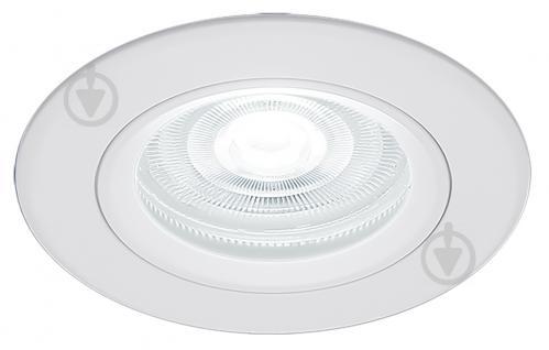 Світильник точковий Hopfen 50 Вт GU5.3 білий ALUM 16472 WR WH - фото 1