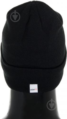 Шапка Etirel р. one size черный 138321 - фото 4
