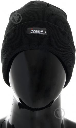 Шапка Etirel р. one size черный 138321
