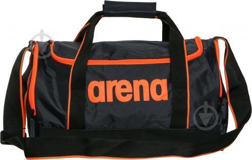 e4cdfd8ed972 ᐉ Спортивная сумка Arena Spiky 2 Small 1E007-56 серый с оранжевым ...