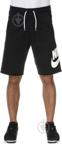 277e2fa8 ᐉ Шорты Nike NSW Short FT 836277-010 р. XL черный • Купить в Киеве ...