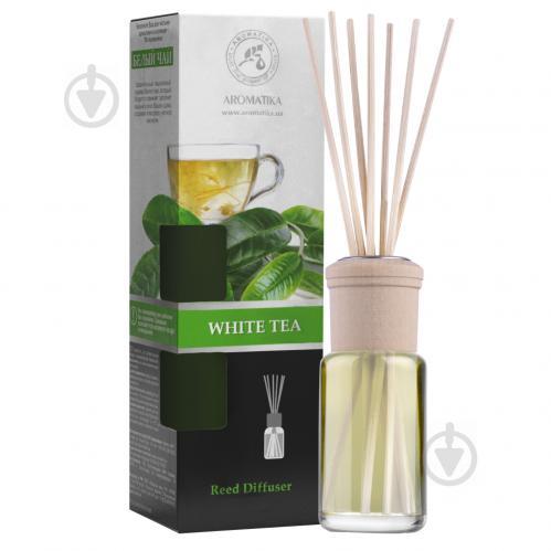Аромадиффузор Ароматика Белый чай (White tea) 50 мл - фото 1