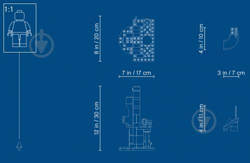 Конструктор LEGO Duplo Крижаний замок 10899 - фото 11