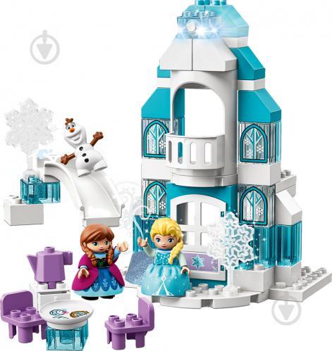 Конструктор LEGO Duplo Крижаний замок 10899 - фото 5