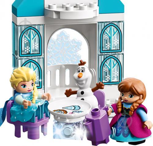 Конструктор LEGO Duplo Крижаний замок 10899 - фото 7