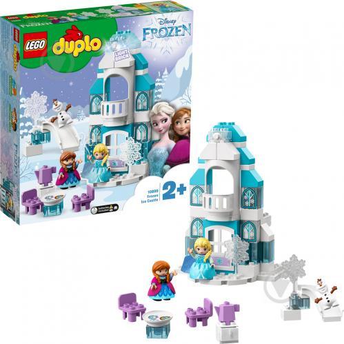 Конструктор LEGO Duplo Крижаний замок 10899 - фото 4
