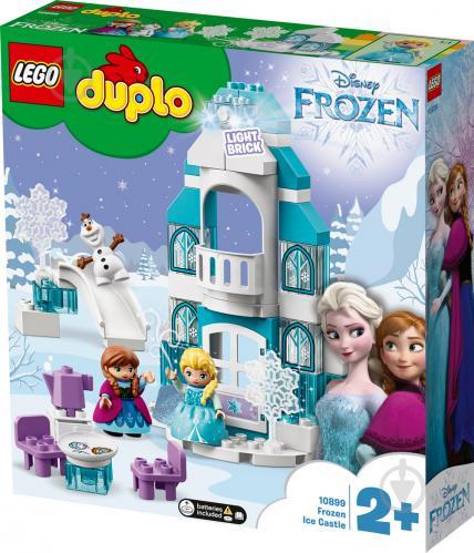 Конструктор LEGO Duplo Крижаний замок 10899 - фото 3