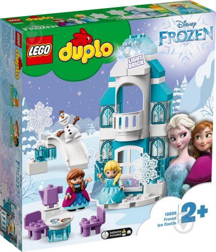 Конструктор LEGO Duplo Крижаний замок 10899 - фото 1