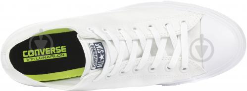 Кеды Converse Chuck Taylor All Star II 150154C р. 10 белый - фото 4