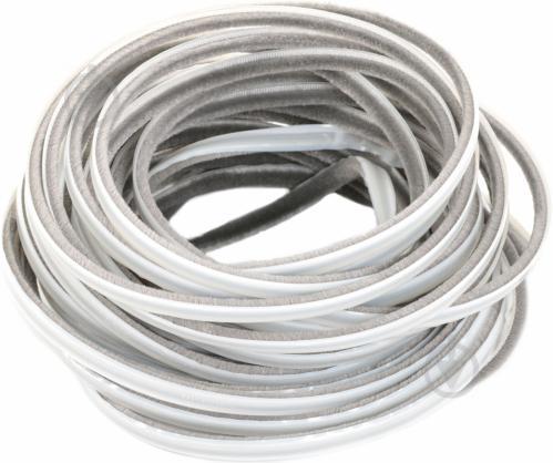 Пылезащитная щетка короткий ворс Schlegel 11 м 7,9x6 мм серый - фото 2