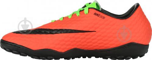 Футбольные бутсы Nike HypervenomX Phelon III TF 852562-308 р. 9.5 зеленый - фото 2