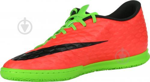 Футбольные бутсы   Nike  HYPERVENOMX PHADE 3 IC 852543-308   р. 42  зеленый - фото 2