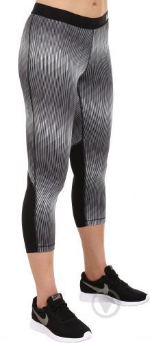 Штани Nike W NP CL Cpri Stairstep р. XS чорний 865948-010 - фото 2