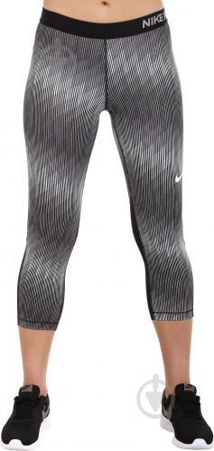 Штани Nike W NP CL Cpri Stairstep р. M чорний 865948-010