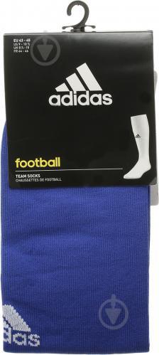 Гетры футбольные Adidas MILANO 16 SOCK AJ5907 р. 43-45 синий - фото 5