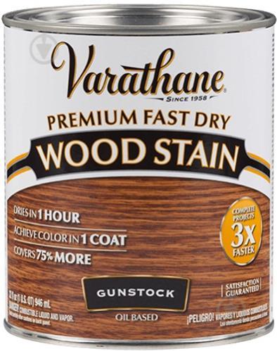 Морилка Varathane дуб гансток 0,946 л 1 кг - фото 1