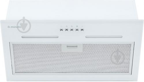 Витяжка Minola HBI 5263 WH GLASS 700 LED Line - фото 1