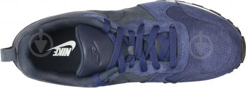 Кроссовки Nike MD RUNNER 2 LEATHER PREM AS р.10 синий 819834-400 - фото 4