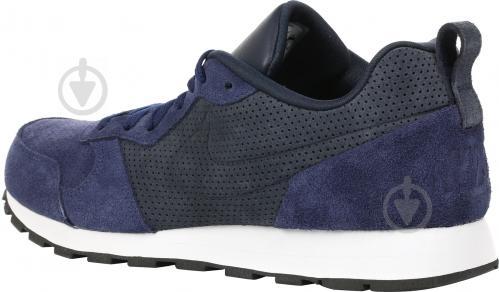 Кроссовки Nike MD RUNNER 2 LEATHER PREM AS р.10 синий 819834-400 - фото 3