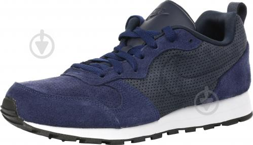 Кроссовки Nike MD RUNNER 2 LEATHER PREM AS р.10 синий 819834-400 - фото 2