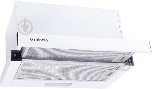 Витяжка Minola HTL 5314 WH 750 LED - фото 2