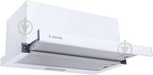 Витяжка Minola HTL 6814 WH 1200 LED - фото 2