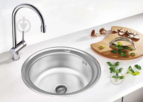 Мийка для кухні Lemax LE-5014 CH - фото 3