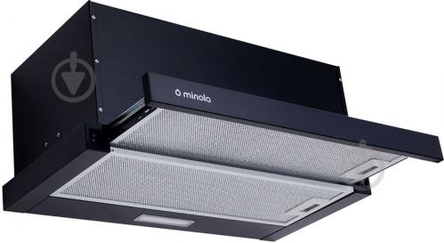 Витяжка Minola HTL 6314 BL 750 LED - фото 2