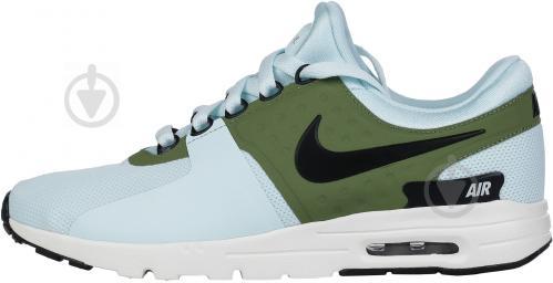 ᐉ Кроссовки Nike AIR MAX ZERO 857661-400 р.8.5 голубо-зеленый ... 675f627fccf7d