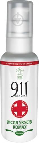 Бальзам 911 Після укусів комах 100147