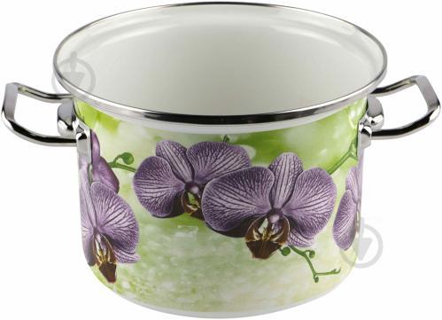 Кастрюля Орхидея 3 л Idilia - фото 4