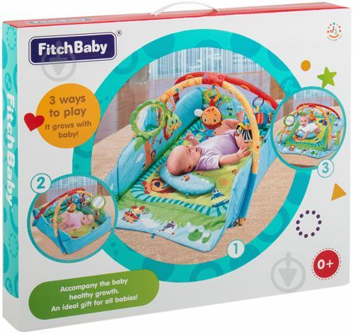Fitch baby развивающий коврик