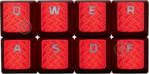 Ковпачки HyperX FPS MOBA Gaming (HXS-KBKC1) Змінні red - фото 1