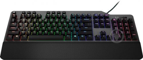 Клавіатура Lenovo K500 RGB Mechanical Switch Gaming (GY40T26479) Legion black - фото 1
