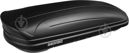 Аэродинамический бокс MENABO MARATHON DARK 400л