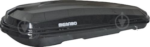 Аэродинамический бокс MENABO DIAMOND dark 500л