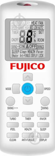 Кондиционер Fujico ACF-I18AH - фото 3