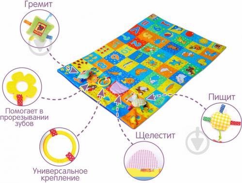 Игровой коврик Macик с прорезывателем МС 040601-01 - фото 2