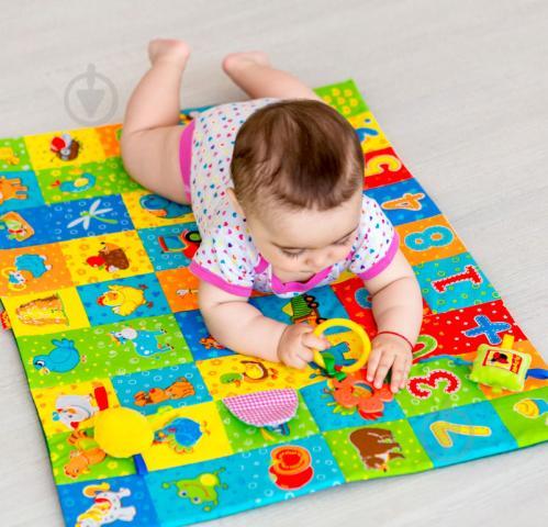Игровой коврик Macик с прорезывателем МС 040601-01 - фото 3