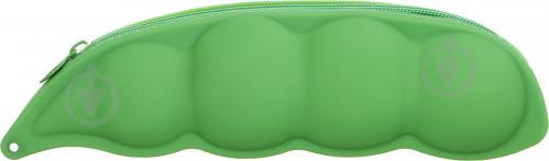 Пенал силіконовий Горох зелений - фото 2