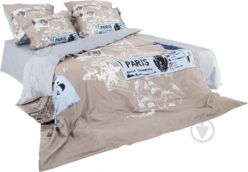 ᐉ Комплект постільної білизни Fashion Paris 2 e3447deb820b1