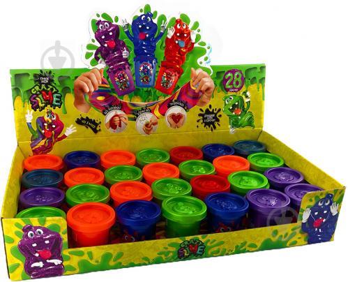 Ароматний слиз-лизун Danko Toys Crazy Slime рос. (56) - фото 1