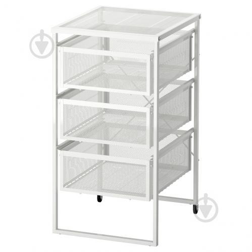 Комод IKEA LENNART Белый (303.261.77) - фото 1